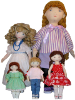 Sherralyn's dolls