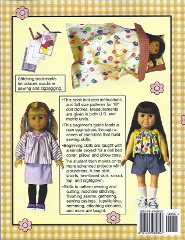 Learn to Sew for Your Doll Back Cover
