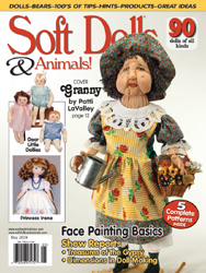 Soft Dolls and Animals Magazine