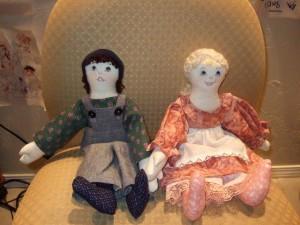 A's Dolls