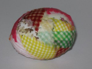 Patchwork Egg