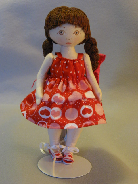 Sherralyn\'s Dolls » Still More on Matching Outfits