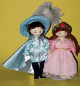 Dancing Dolls