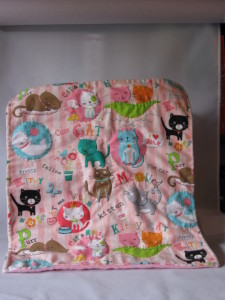 kitty quilt