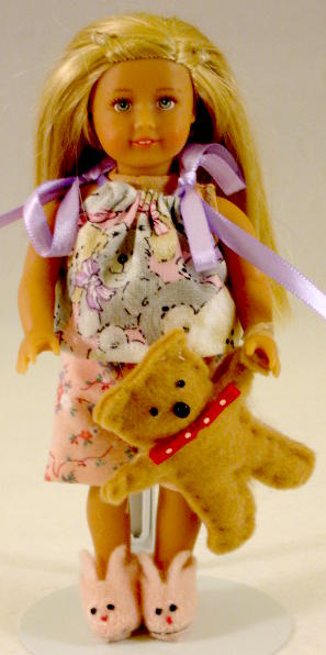 Sherralyn\'s Dolls » American Girl mini clothes patterns
