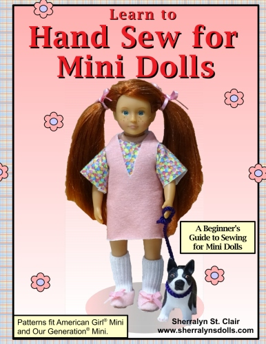 graphic relating to American Girl Clothes Patterns Free Printable identified as Sherralyns Dolls
